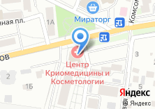 Компания «Магазин мебели на Радужной» на карте