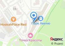 Компания «Finn Flare» на карте