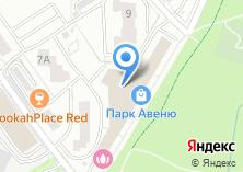 Компания «Медицинский центр ПАРК 2» на карте