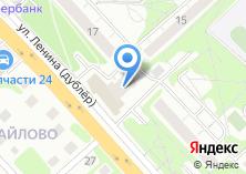 Компания «КБ Альта-Банк» на карте