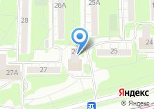 Компания «Красногорская качалка №1» на карте