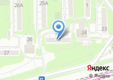 Компания «Lynx-Estate» на карте