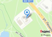 Компания «15-й отряд ФПС по Московской области» на карте