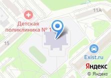 Компания «Такси Красногорск - Пассажирские перевозки» на карте