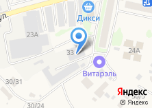 Компания «ПК Велес» на карте