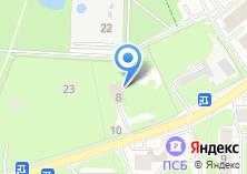 Компания «Отдел вневедомственной охраны Управления МВД России по Красногорскому району» на карте