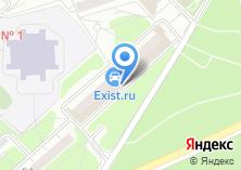 Компания «Штрих-Сервис» на карте