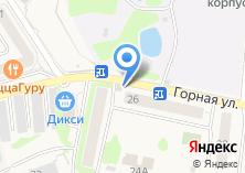 Компания «МЫ-Машины.РФ» на карте