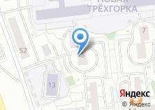Компания «Магазин мяса на ул. Чистяковой» на карте