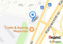 Компания «Скрип колеса» на карте