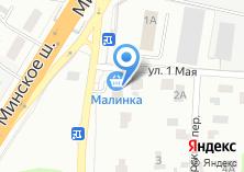 Компания «Гламур Мур-Мур» на карте