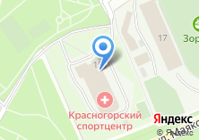 Компания «Delivery for you» на карте