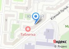 Компания «РОМОС» на карте