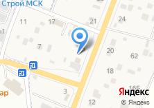 Компания «Молл маркет Аист» на карте