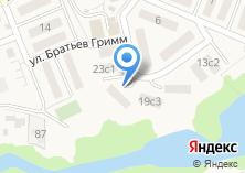 Компания «Бремен строящийся коттеджный поселок» на карте