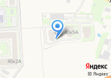 Компания «Ромашково» на карте