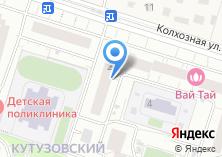 Компания «Швейное ателье на Чистяковой» на карте