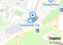 Компания «Оптика Трёхгорка» на карте