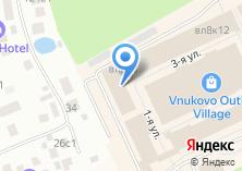 Компания «Александрия-Внуково» на карте