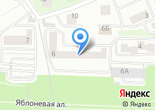 Компания «Красногорский отдел Управления Федеральной службы государственной регистрации» на карте