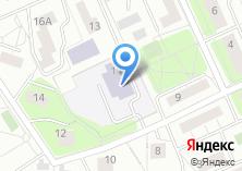 Компания «Средняя общеобразовательная школа №8» на карте