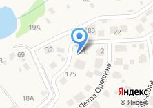 Компания «Строящийся жилой дом по ул. Есенино кп» на карте