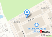 Компания «Vnukovo Outlet Village» на карте