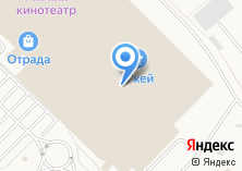 Компания «Reebok» на карте