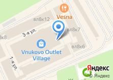 Компания «Paper Shop» на карте