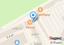Компания «Tru Trussardi» на карте