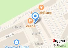 Компания «Всезнайка» на карте