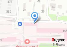Компания «Клиническая больница №119» на карте