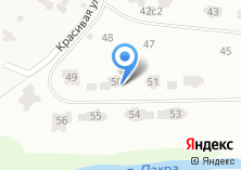 Компания «Строящийся коттеджный поселок по ул. Идиллия кп (Идиллия кп)» на карте