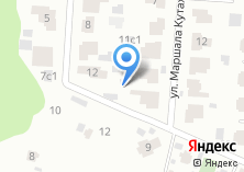 Компания «Партнер-Строй» на карте