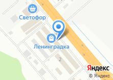 Компания «ЕТМ-Групп» на карте