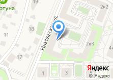 Компания «Западное Кунцево многофункциональный жилой комплекс» на карте