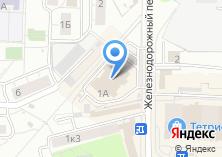 Компания «Еврочехол» на карте