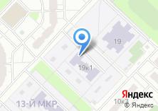 Компания «Детский сад №1814» на карте