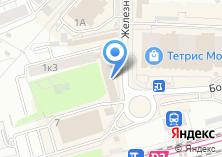 Компания «Магазинчик байкера» на карте