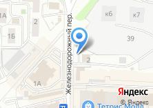 Компания «Швейная шкатулка» на карте