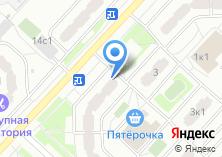 Компания «Муниципалитет внутригородского муниципального образования Ново-Переделкино» на карте