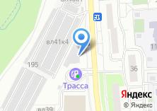 Компания «ArtTonirovka-msk» на карте