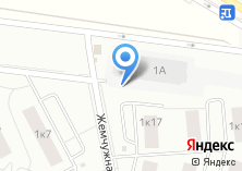 Компания «Строящийся жилой дом по ул. Марьино д (Марьино)» на карте
