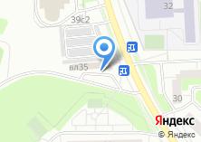 Компания «АвтоВи» на карте
