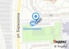 Компания «ТЕХХОЛОД» на карте