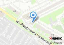 Компания «Елена-К» на карте