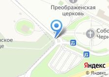Компания «Переделкинское кладбище» на карте