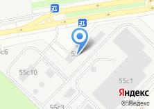Компания «ЕВРОБЕТОН» на карте