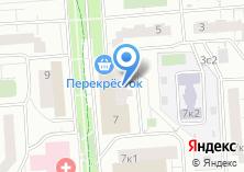 Компания «Московская Оконная Мастерская» на карте