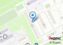 Компания «Город Московский» на карте